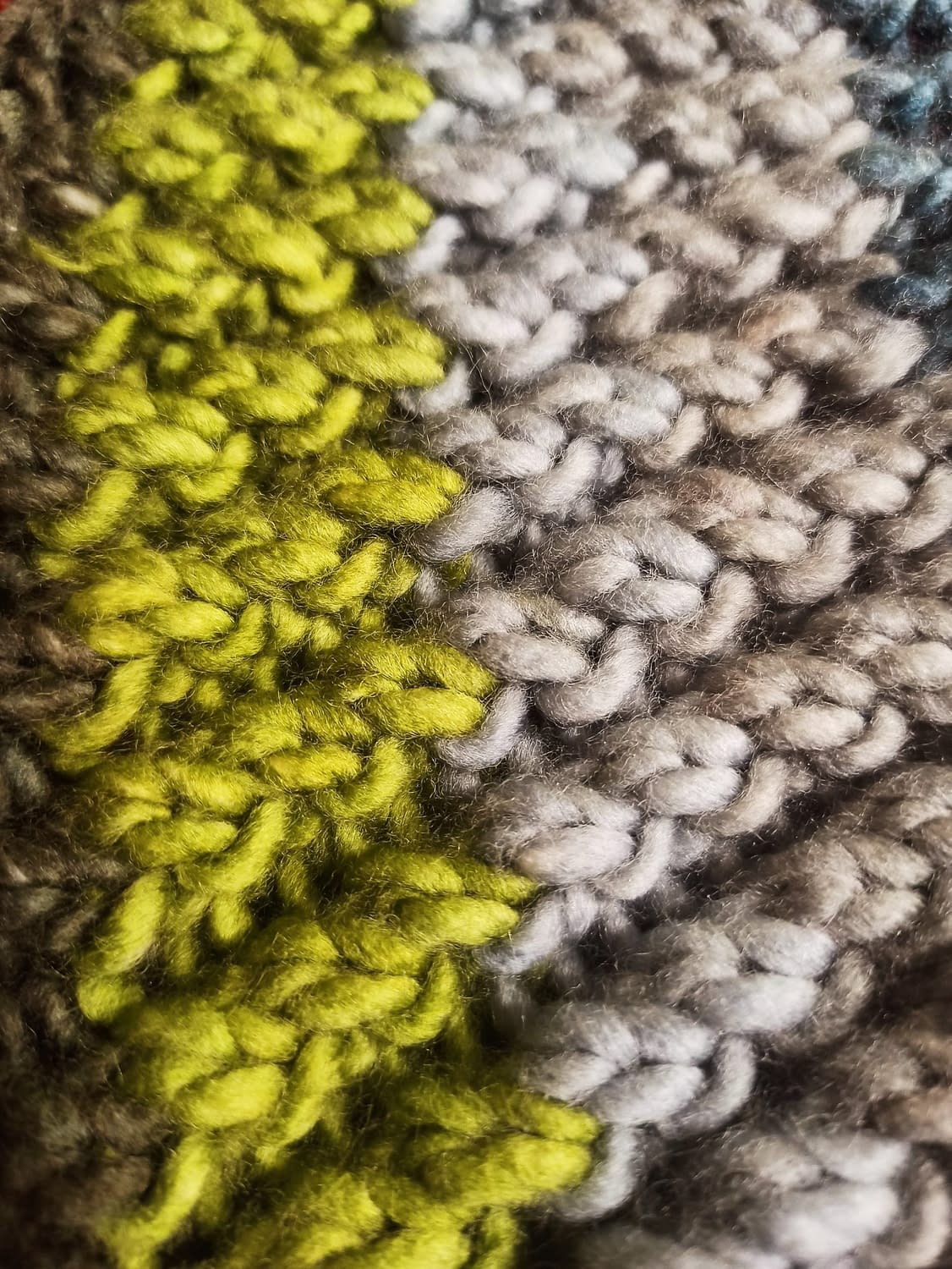 The knit before Christmas - Cowl 4